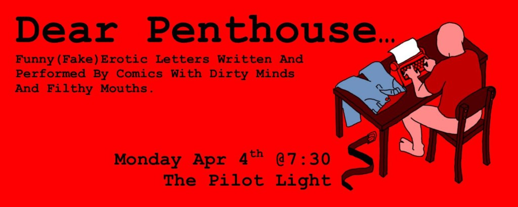 QED presents Dear Penthouse