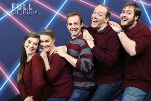 Full Disclosure comedy improv troupe
