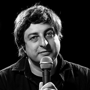Eugene Mirman will perform at the Bijou on April 18.