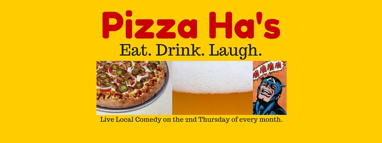 Pizza Ha's at Pizza Hoss - Second Thursdays