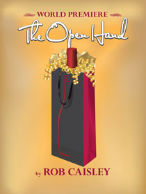 World Premiere of The Open Hand, a satirical play at the Clarence Brown Theatre