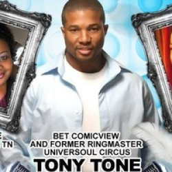 Clean and Classy Tour - Tony Tone in Chattanooga