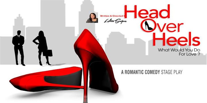 Head Over Heels, a gospel stage comedy, performs at the Knoxville Civic Auditorium on March 17.