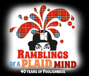 Ramblings of a Plaid Mind at Sweet Fanny Adams Theatre