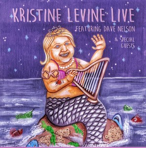 Kristine Levine live at Scruffy City Hall