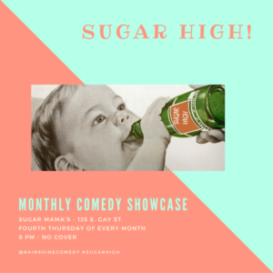 Sugar High - Fourth Thursdays